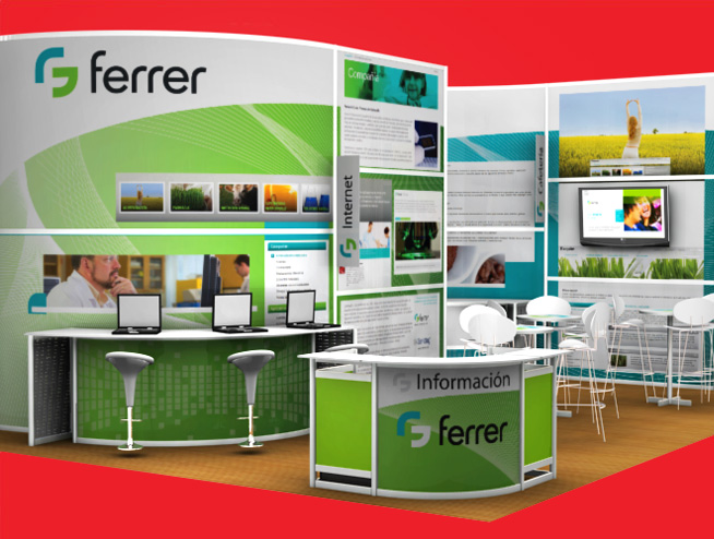 stands ferias guayaquil